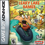 Camp Lazlo Leaky Lake Games