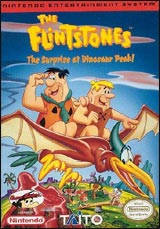 Flintstones: Surprise at Dinosaur Peak