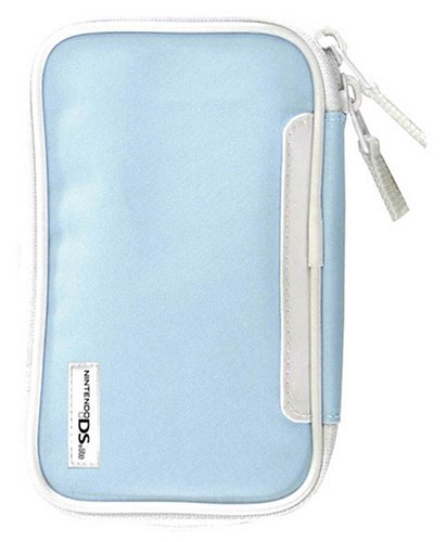 Nintendo DS Lite Compact Pouch by Hori - Light Blue