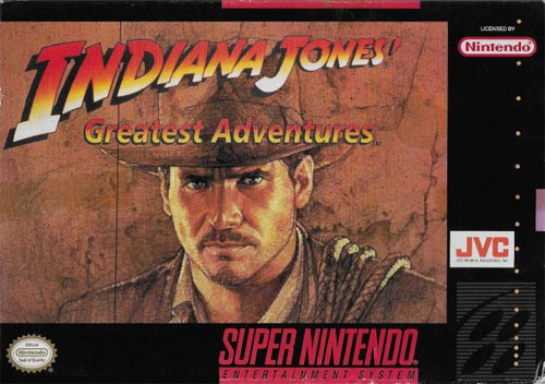 Indiana Jones: Greatest Adventures