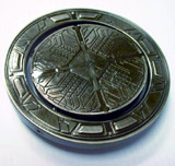 Halo 3 Belt Buckle