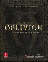Elder Scrolls IV: Oblivion GOTY Official Strategy Guide