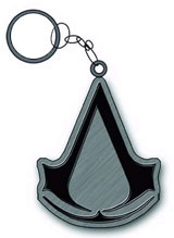 Assassin's Creed Metal Keychain