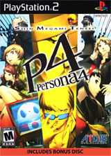 Persona 4 with Soundtrack CD: Shin Megami Tensei