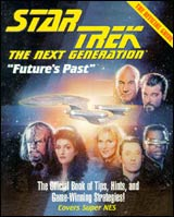 Star Trek: Next Generation Official Strategy Guide Book