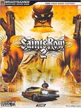 Saints Row 2 Official Strategy Guide Book