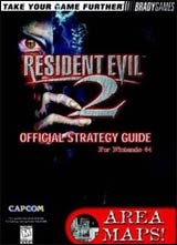 Resident Evil 2 N64 Official Strategy Guide
