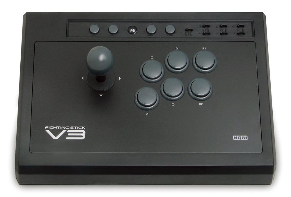 PlayStation 3 Fighting Stick V3 by Hori