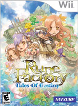 Rune Factory Tides of Destiny