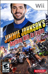 Jimmie Johnson's Anything with an Engine