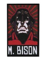Street Fighter II HD Remix M Bison Patch