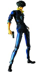 Cowboy Bebop Play Arts Kai Spike Spiegel Action Figure