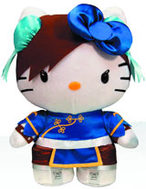 Sanrio x Street Fighter Chun Li 10