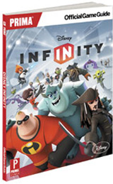 Disney Infinity Official Strategy Guide