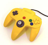 N64 Controller by Nintendo (Yellow)