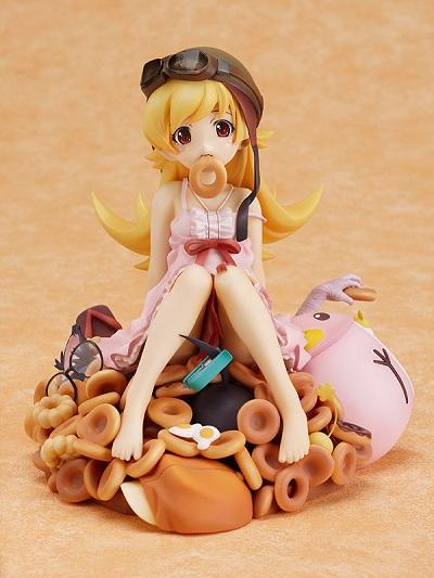 Bakemonogatari Shinobu Oshino 1/8 scale PVC Figure
