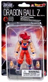 Dragon Ball Renewal Super Saiyan God Figure