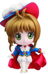 Cardcaptor Sakura Petit Chara Everything is Alright Trading Figures