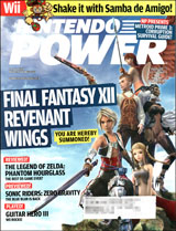 Nintendo Power Volume 221 Final Fantasy XII: Revenant Wings