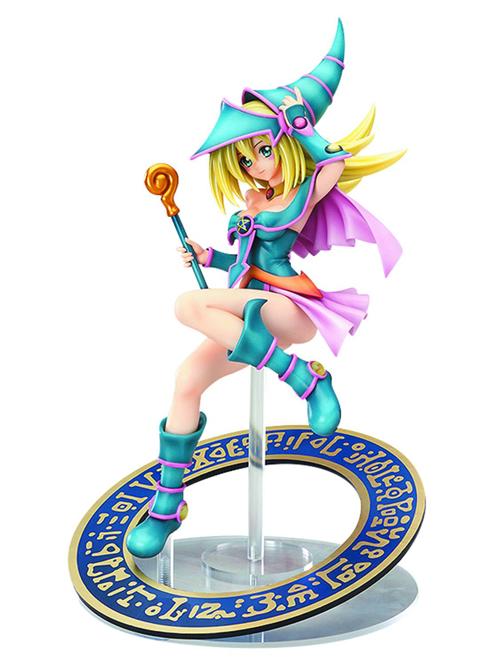 Yu Hi Oh Dark Magician Girl 1/7 PVC Figure