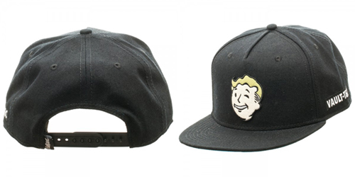Fall Out Vault Boy Snapback