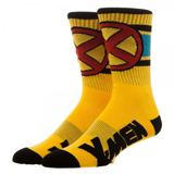 X-Men Wolverine Suit Up Crew Socks