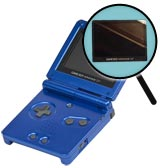 Game Boy Advance SP Repairs: Screen Lens Replacement Service