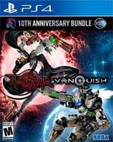 Bayonetta & Vanquish 10th Anniversary Bundle Standard Edition