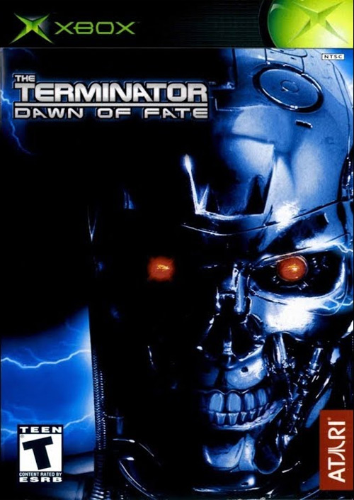 Terminator Dawn of Fate