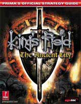 King's Field: The Ancient City Official Strategy Guide