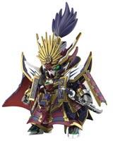 SD Gundam World Heroes 02 Nobunaga Gundam Epyon Model Kit