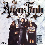 Addams Family CD