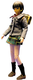Lain Collector's Action Doll: Limited Edition