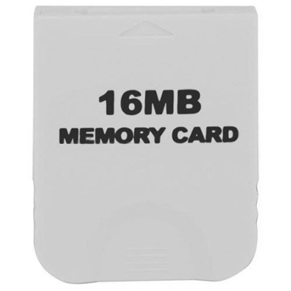 GameCube 16 MB Memory Card