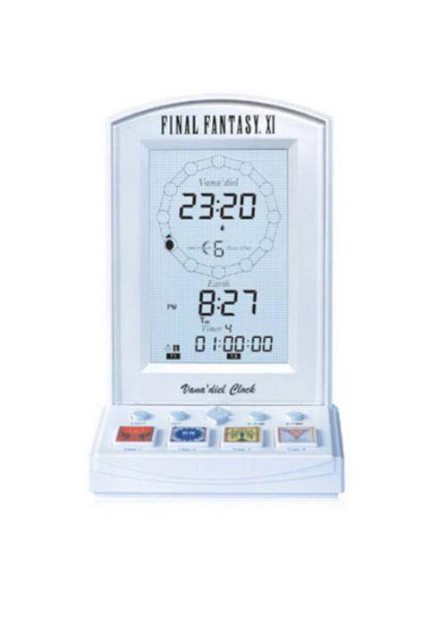 Final Fantasy XI Universal Vana'diel Clock
