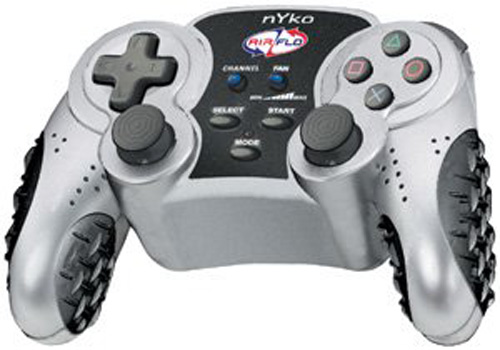 PS2 Wireless Airflo Controller by Nyko