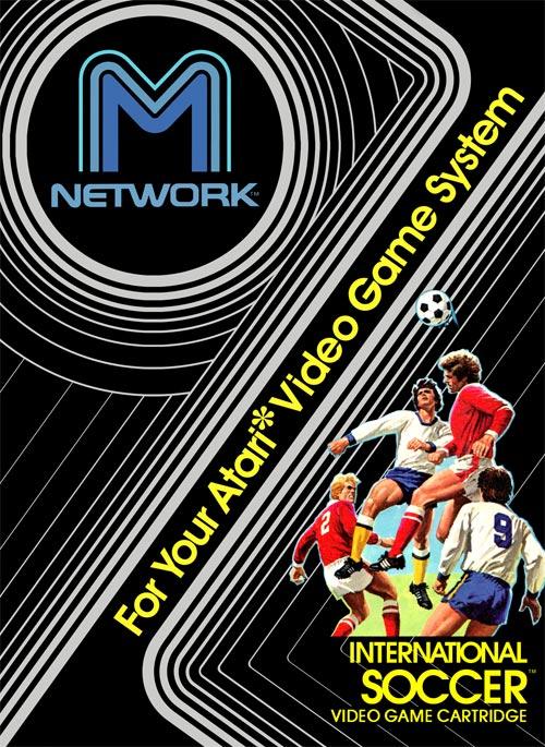 International Soccer by Mattel