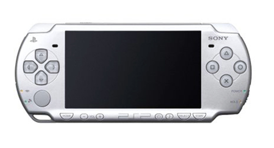 Sony PSP Core System Silver