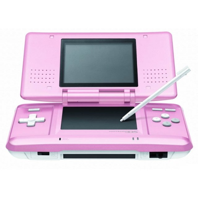 Nintendo DS Replacement Case (Pink)