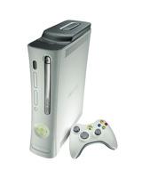 Microsoft Xbox 360 System 60GB Hard Drive