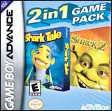 Shark Tale / Shrek 2: 2 in 1 Game Pack