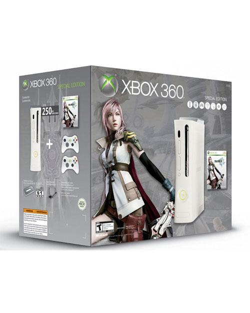 Xbox 360 Final Fantasy XIII Limited Edition Bundle