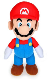 Super Mario Bros. 6-Inch Mario Plush