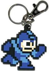 Mega Man 10 Mega Man Running Keychain