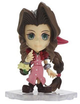 Final Fantasy Trading Arts Kai Mini Aerith Figure