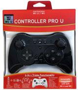 Wii U Controller Pro U Black
