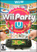 Wii Party U Game Only