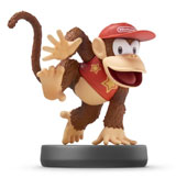 amiibo Diddy Kong Super Smash Bros. Series