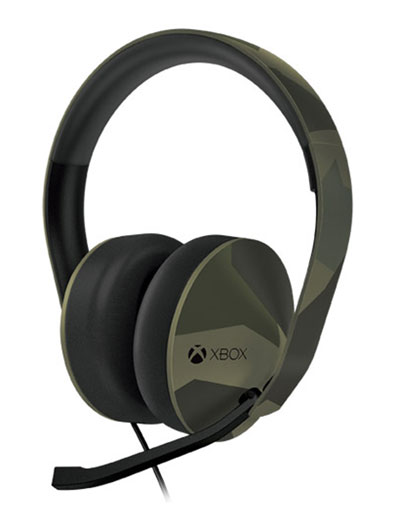 Armed Forces Stereo Headset