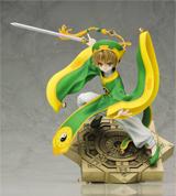 Cardcaptor Sakura Li Syaoran ARTFX J Statue